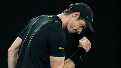 Murray, Federer y Kerber exhiben su arsenal aplastante en el Australian Open