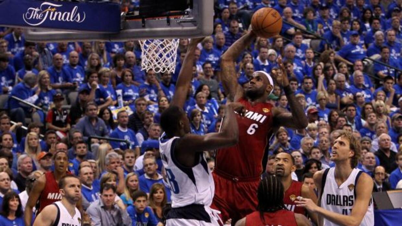 Luego de perder el segundo partido en Miami, el Heat viajó a Dallas para...