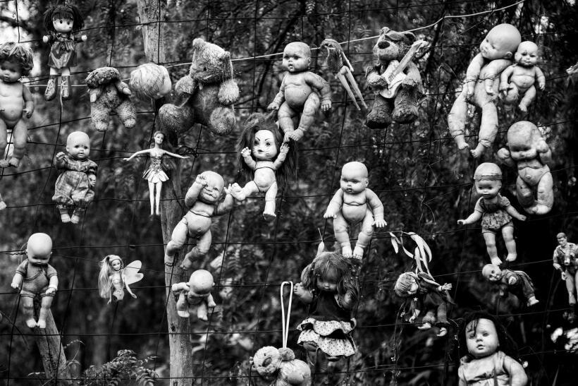 xochimilco isla de las muñecas