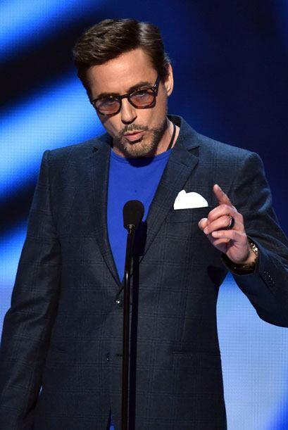 Robert Downey Jr. es sin duda uno de los consentidos de los People's Cho...