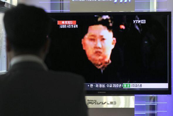 El líder de Corea del Norte aseguró que su régimen seguirá avanzando en...