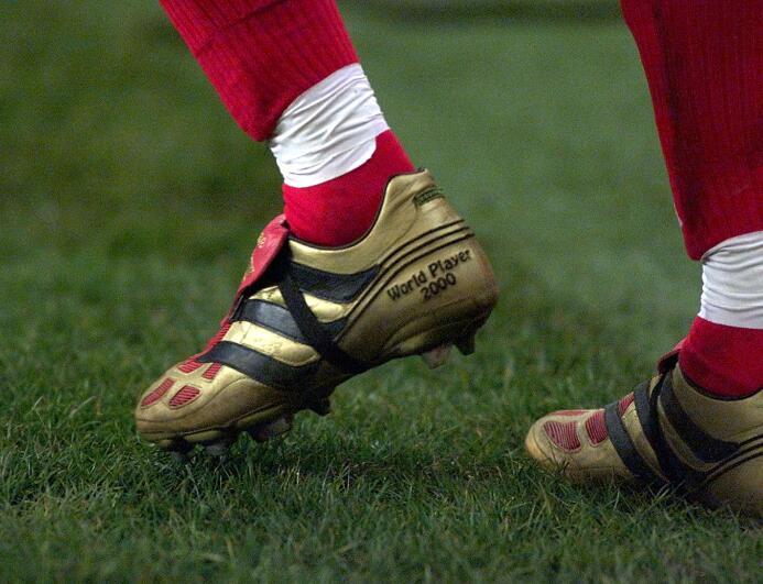 Enhorabuena, Míster Merengue Zinedine Zidane GettyImages-51506966.jpg
