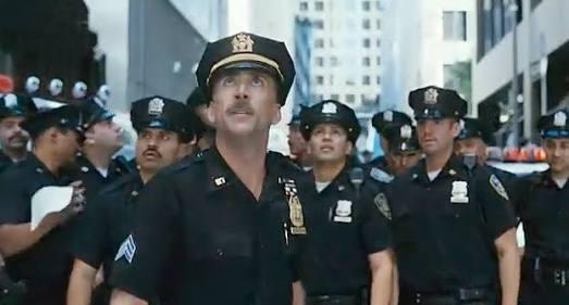 Will Jimeno y su sargento John McLoughlin fueron dos policías de Nueva Y...