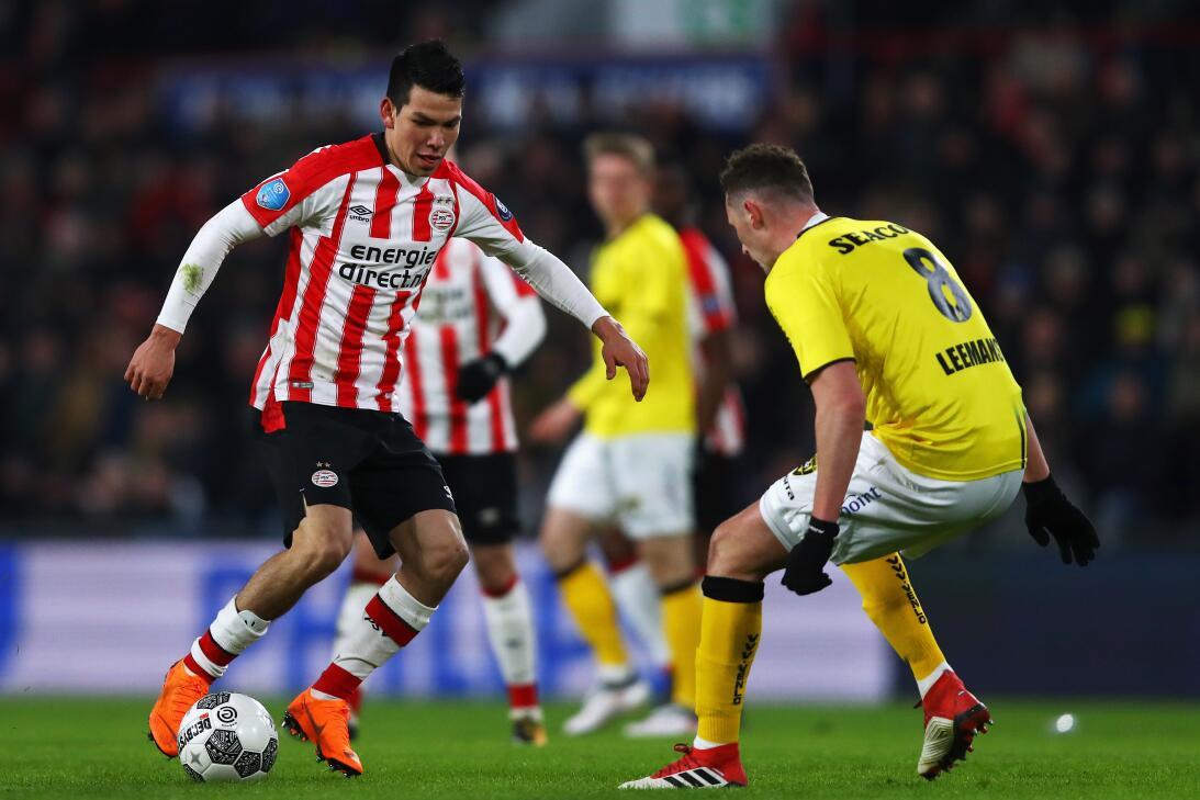 Domingo 15 de abril - PSV Vs. Ajax: es una oportunidad inmejorable para...