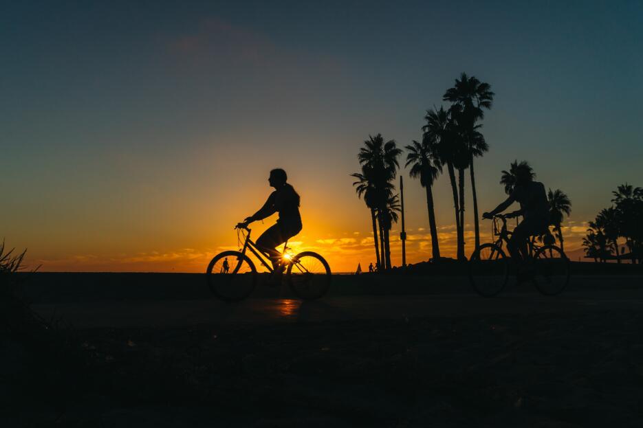 Las 10 ciudades de EEUU donde más gente va al trabajo en bicicleta 9losa...