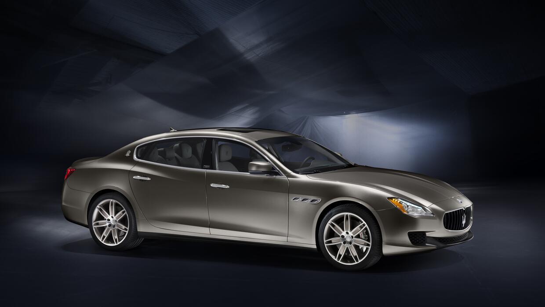 Maserati llama a revisión a más de 13,000 unidades de Ghibli y Quattroponte