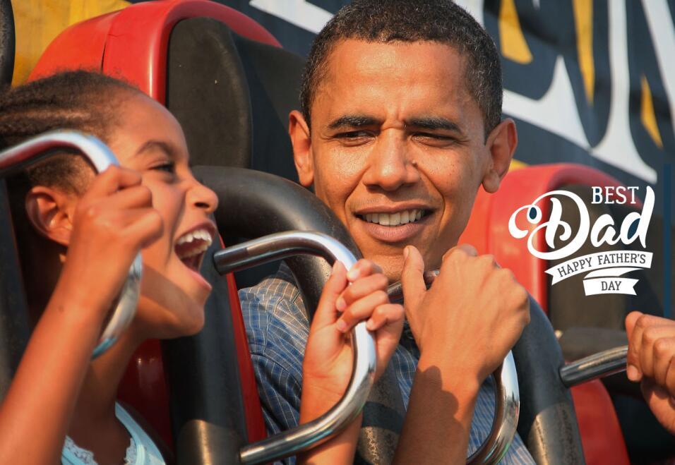 8 lecciones prácticas sobre educación que dejan los Obama como padres Ap...