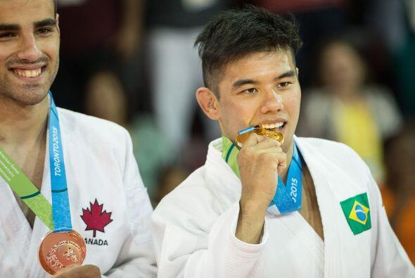 Brasil, por su parte, sumó su segundo oro con el triunfo de Charles Chib...