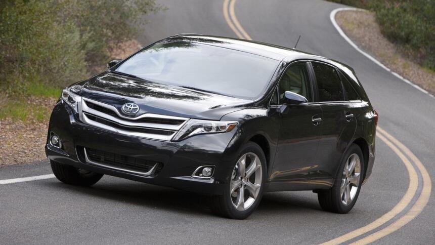 Estos son los autos con el índice de mortalidad más bajo en EEUU Toyota-...
