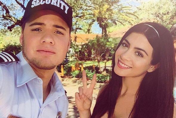 """""""Empezó la trama entre #ElGerry y #Stefi @emeraudetoubia"""", compartió Wil..."""