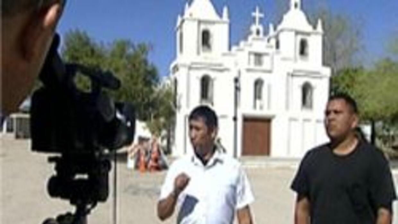 Andrew Sanchez activista de Guadalupe