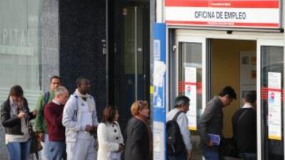 Desde octubre de 2011, el desempleo se ha incrementado en 472,595 person...