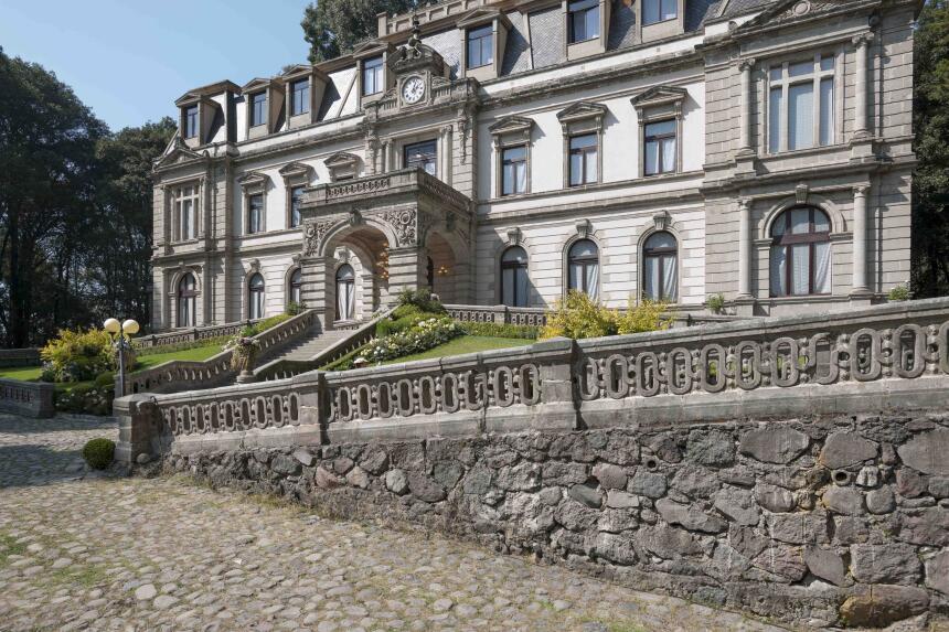 Las instalaciones de El Hotel de los Secretos
