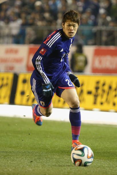 Hiroki Sakai. Posición: Defensa. Fecha de nacimiento: 12 de abril de 199...