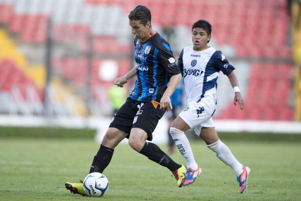 El costarricense Pablo Gabas, regresa a la liga de Costa Rica con el Ala...