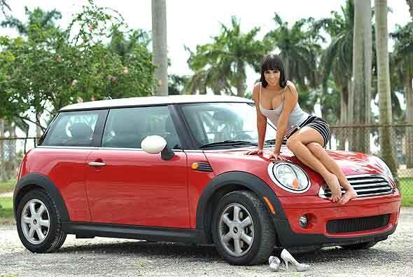El MINI Cooper es uno de los autos más rendidores del mercado.