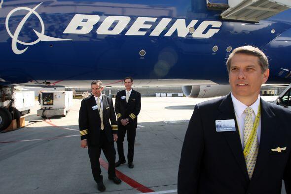 BOEING- A inicios de 2010 el constructor aeronáutico anunció que cerrará...