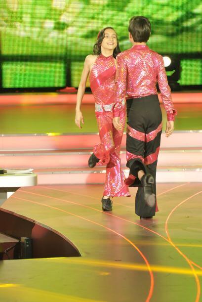 Max y Gretchen son una gran pareja en la danza.