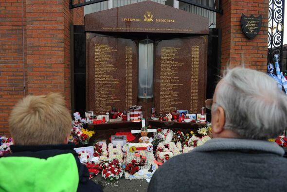 A dos días de un aniversario más de la tragedia de Hillsborough, en la q...