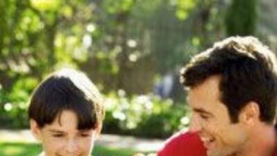 La comunicación con tus hijos es muy importante.
