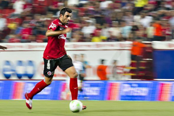 Cristian Pellerano.- El contención argentino ya cuenta como mexicano en...