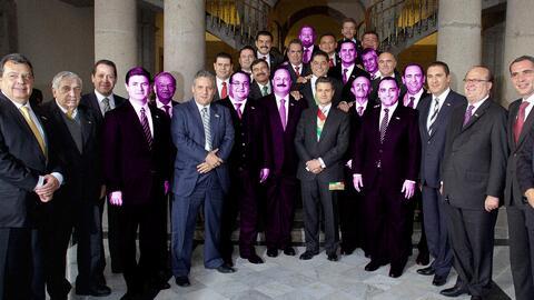 ¿Qué son y cómo funcionan los 'cárteles de la corrupción' en México?