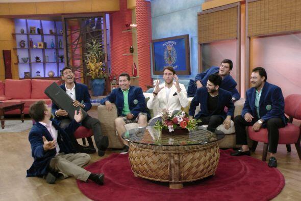 El análisis de las telenovelas estuvo de los más divertido esta mañana.