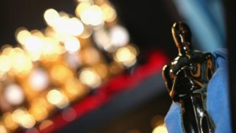 Una codiciada estatuilla del Premio Oscar.