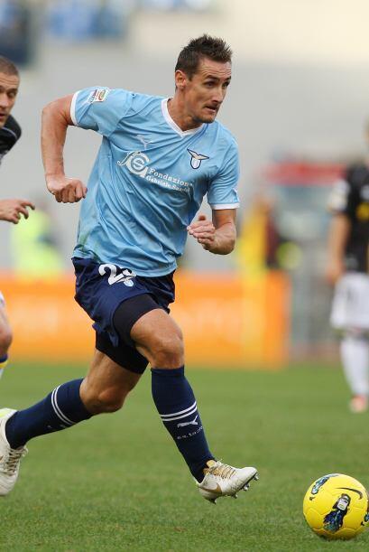 Otro encuentro importante de esta jornada 10, era Lazio vs Parma.