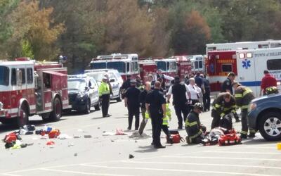 Un conductor atropella y mata en Massachussets