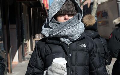 Ola de frío en el área de Nueva York
