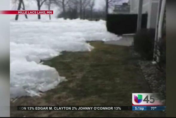 Los extremos cambios de clima que se vivieron en el norte del país hace...