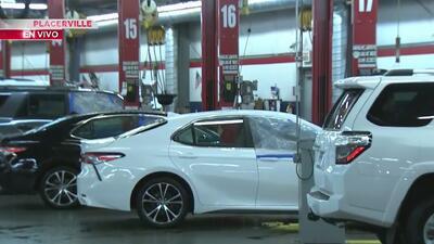 Vandalizan concesionario de autos en Placerville