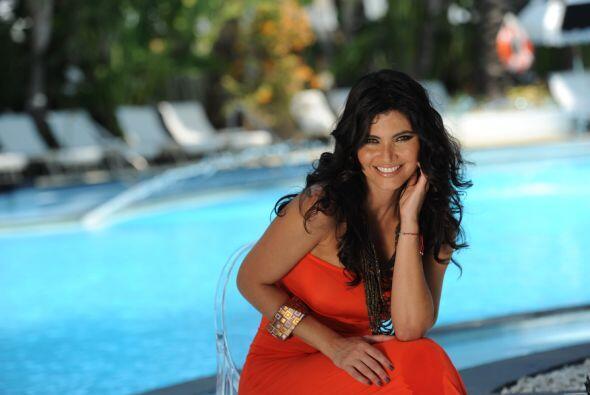 Actualmente, es una gran actriz, modelo, conductora y empresaria