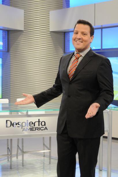 Con su buen humor y su talento, Raúl va a engalanar Good Morning America.