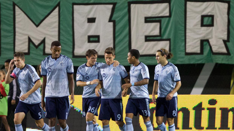 Portland Timbers vs Sporting KC