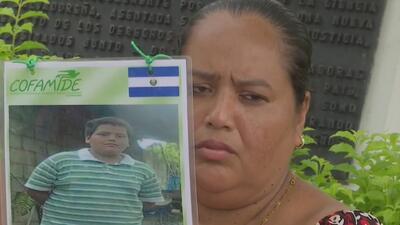 Madres de Centroamérica se movilizan en busca de sus hijos inmigrantes desaparecidos
