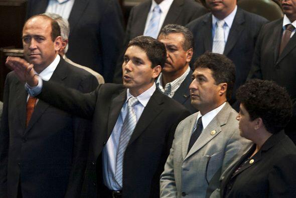 La Cámara de Diputados mexicana aprobó quitarle la protección de que goz...