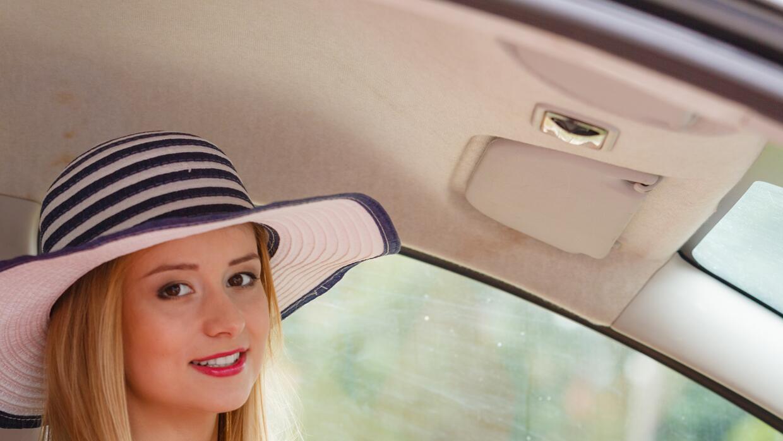 por qué no debes conducir tu carro con chanclas