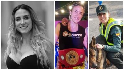 Sensualidad, valentía y fuerza: Yohanna Alonso, policía y campeona mundial de Muay Thai