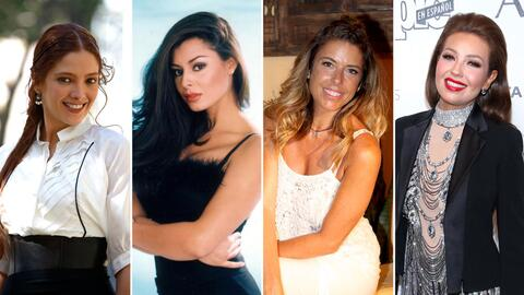 Actrices de telenovelas que dejaron su carrera artísticas