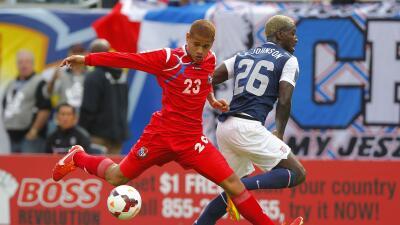 Roberto Chen suma 16 partidos con la selección de Panamá.