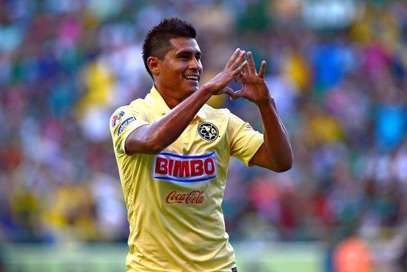 Osvaldo Martínez espera tener un torneo más redondo con las Águilas del...