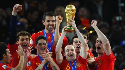 Historias de Mundiales: la actuación por la que Andrés Iniesta merecía el Balón de Oro