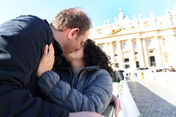 """El mensaje del """"para siempre"""" quedó pues claro en el Vaticano, pero sólo..."""