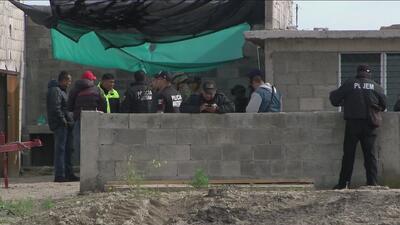 La vivienda en construcción por la que El Chapo se habría fugado