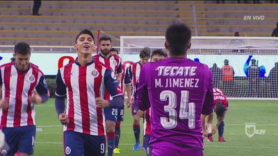 Revive la dramática tanda de penales entre Chivas y Correcaminos