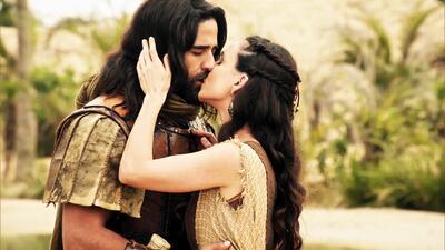 Salmón soñó besar nuevamente a Rahab