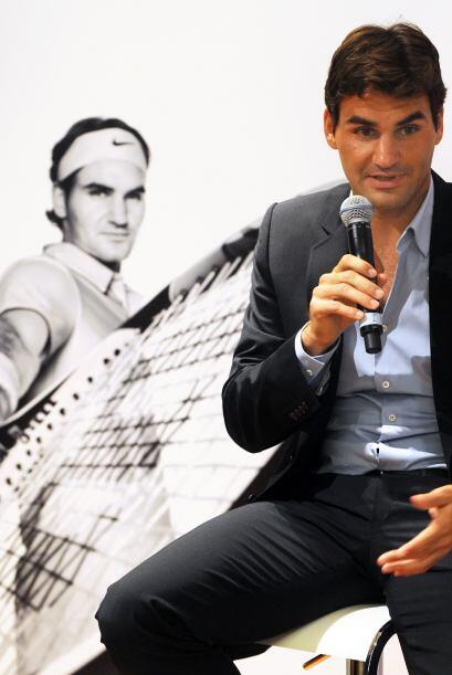 Desde que se convirtió en profesional en 1998, Federer ha acumulado en s...