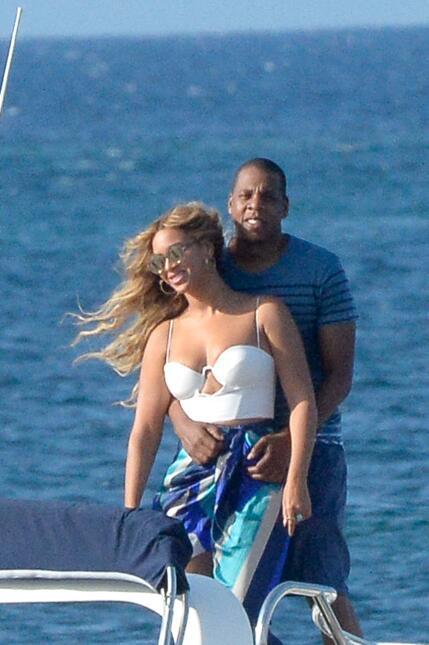 ¡Beyoncé y Jay Z están beso y beso! SALF_BYZCIL150916_12.JPG